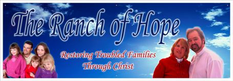 Banner Sample - Ranch of Hope