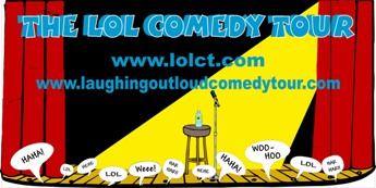 Banner Sample - Comedy Tour